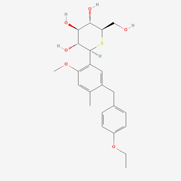 Chemical structure for CID 11988953