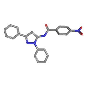 DPAP 3D structure