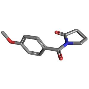 Aniracetam C12h13no3 Pubchem
