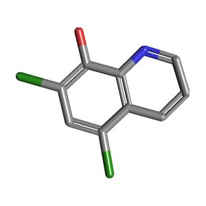 chloroxine c9h5cl2no pubchem