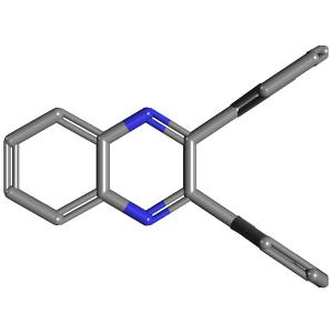 2,3-Diphenylquinoxaline | C20H14N2 - PubChem