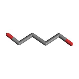 1,4-Butanediol 3D structure