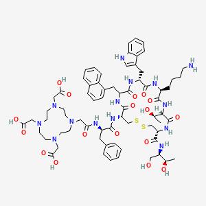 a7fb4d2dd54 2-[4-[2-[[(2R)-1-[[(4R,7S,10S,13R,19R)-10-(4-Aminobutyl)-4-[[(2R,3R ...