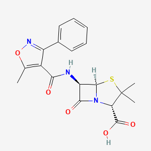Pharmaceutical compound structure