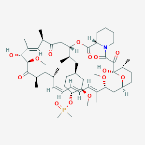 Rapamycin 42-(Dimethylphosphinate)
