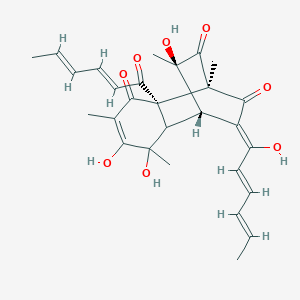 Chemical structure for CID 10006015