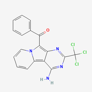 Chemical structure for CID 10597441