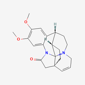 Chemical structure for CID 10882690