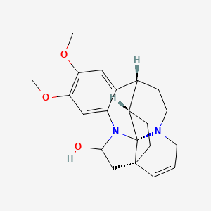 Chemical structure for CID 11131973