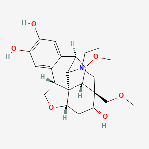 Chemical structure for CID 11350583