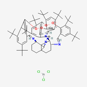 Chemical structure for CID 11953745