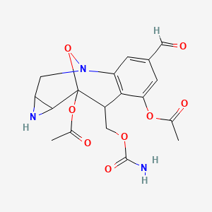 Chemical structure for AGN-PC-002SLD