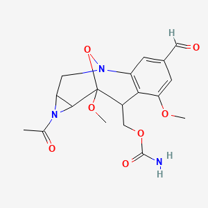 Chemical structure for AGN-PC-003J3N