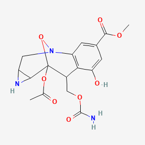 Chemical structure for AGN-PC-003J41