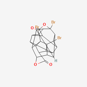 Chemical structure for AGN-PC-03DOAF