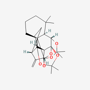 Chemical structure for CID 21770498