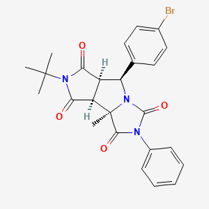 Chemical structure for SMR000471012