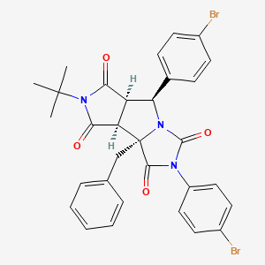 Chemical structure for MLS001075024
