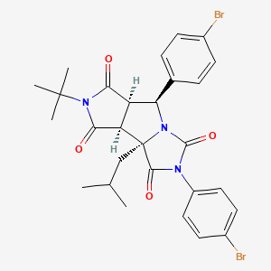 Chemical structure for SMR000471035