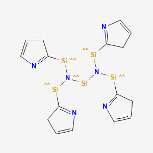 Chemical structure for AGN-PC-04T6PC