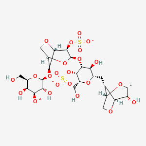 Chemical structure for UPCMLD-DP083