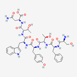 Chemical structure for CID 25157649