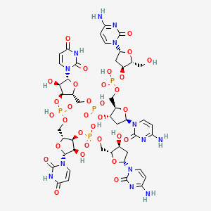 Chemical structure for CID 42609684