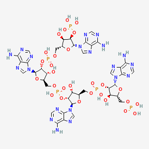 Chemical structure for CHEMBL374516