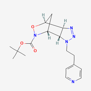 Chemical structure for MLS002666823