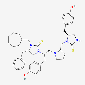 Chemical structure for MLS002699975