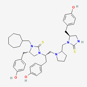 Chemical structure for MLS002699979