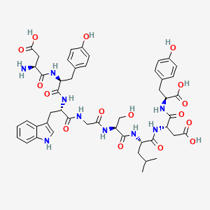 Chemical structure for CID 46195698
