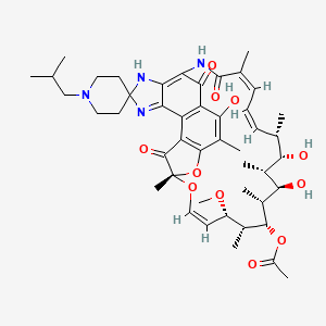 Chemical structure for SureCN138130
