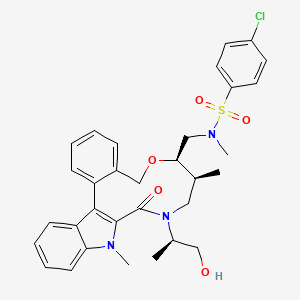 Chemical structure for MLS003129868