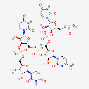 Chemical structure for CID 46943407