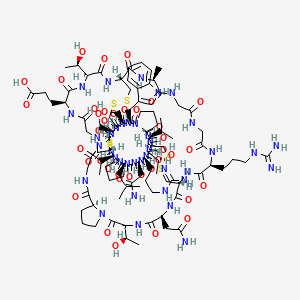 Chemical structure for CHEBI:67903