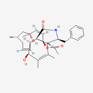 Chemical structure for NCGC00247577-01