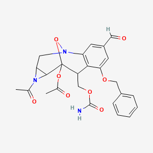 Chemical structure for AGN-PC-0A34UN