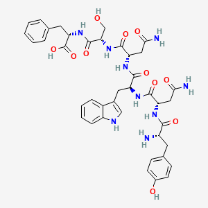 Chemical structure for CID 54588926