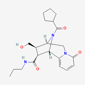 Chemical structure for BRD-K87010766-001-01-2