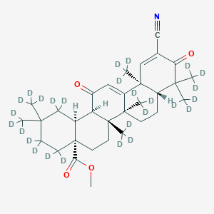 Chemical structure for CID 54674570