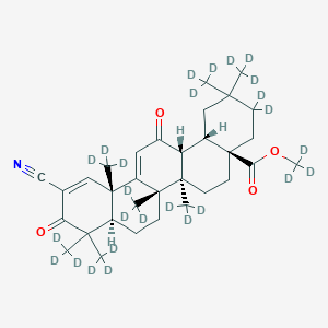 Chemical structure for CID 54674730
