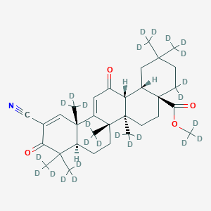 Chemical structure for CID 54674731