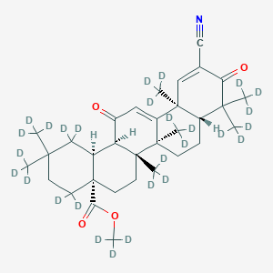 Chemical structure for CID 54674889