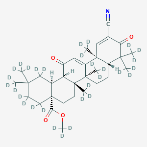 Chemical structure for CID 54674890