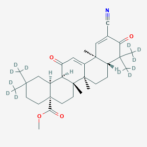 Chemical structure for CID 54675201
