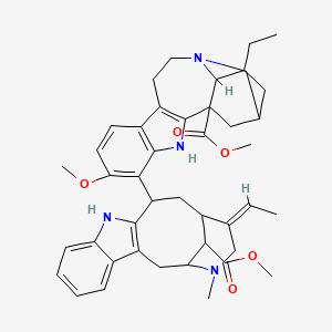 Chemical structure for conodurine