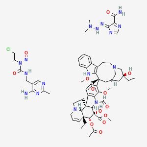 Chemical structure for DAV protocol