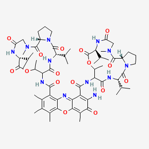 Chemical structure for CID 56935585