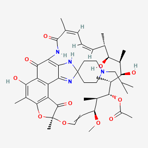 Chemical structure for SureCN41044